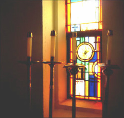 Altar Guild Window
